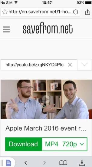 Как скачать видео с YouYube на макбук