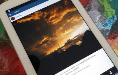 Скоро появится возможность выложить несколько фото в Instagram