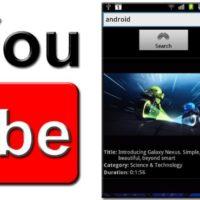 Как на устройство Android скачать видео с YouTube?